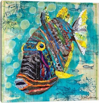 Reef Fish Canvas Art Print