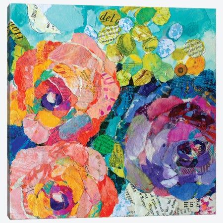 All My Love Canvas Print #EHL2} by Elizabeth Hilaire Art Print