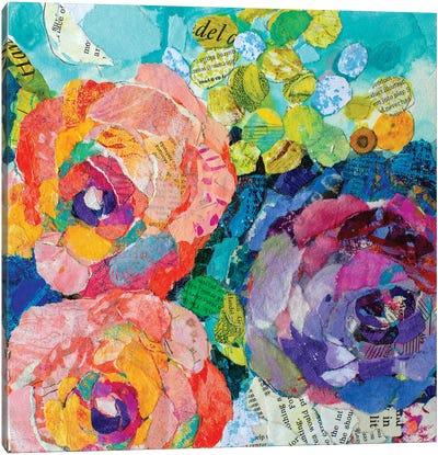 All My Love Canvas Art Print