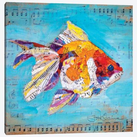 Door Prize Canvas Print #EHL3} by Elizabeth Hilaire Art Print