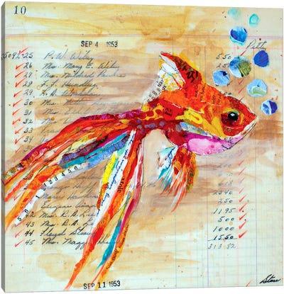 No 10 Canvas Art Print