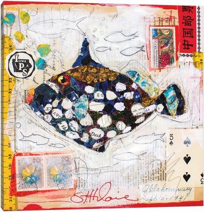 Clown Fish Canvas Art Print