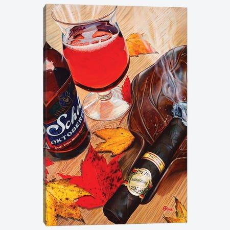 Octoberfest Canvas Print #EIC17} by Eric Renner Canvas Art