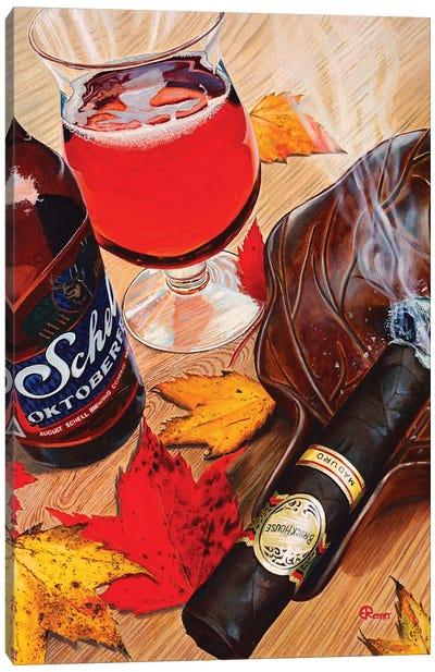 Octoberfest Canvas Art Print
