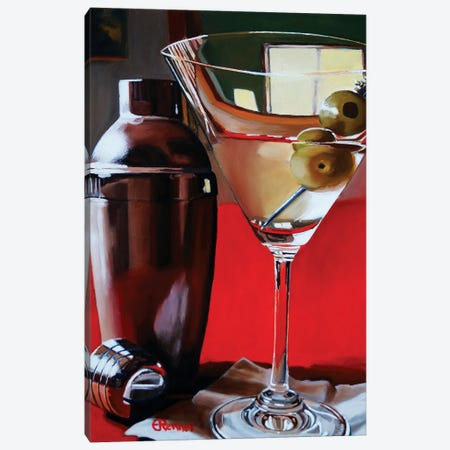 The Classic Canvas Print #EIC37} by Eric Renner Canvas Artwork