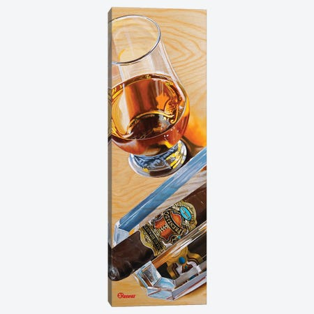 The Art Of Unwinding Canvas Print #EIC43} by Eric Renner Canvas Wall Art