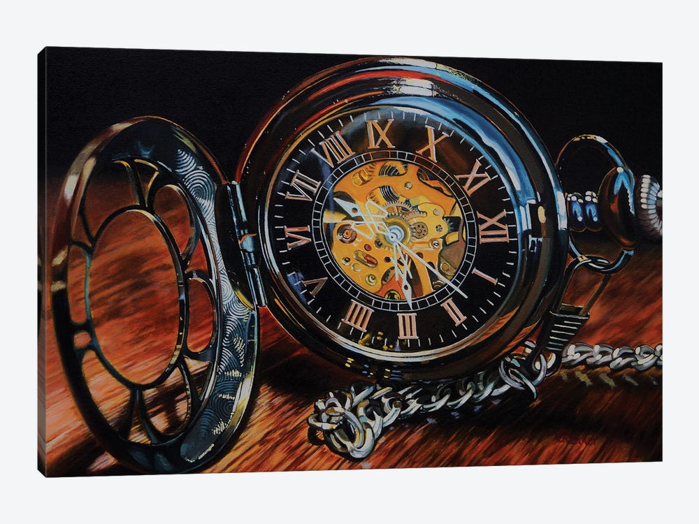 It'S About Time by Eric Renner 1-piece Canvas Artwork