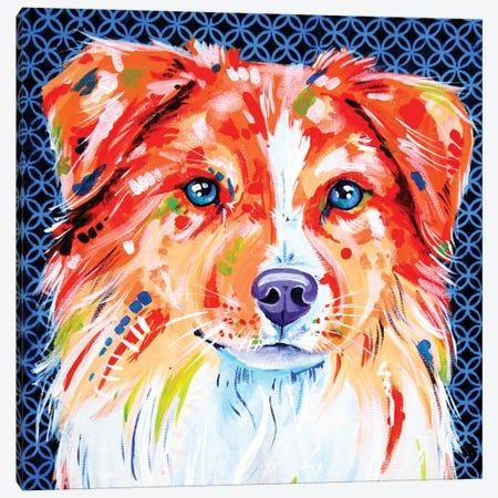 Hamish Canvas Print #EIZ19} by Eve Izzett Canvas Wall Art