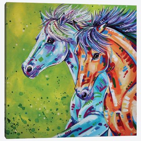 Sugar And Spice Canvas Print #EIZ42} by Eve Izzett Canvas Art Print