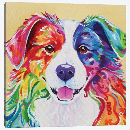 Toby Canvas Print #EIZ48} by Eve Izzett Canvas Print