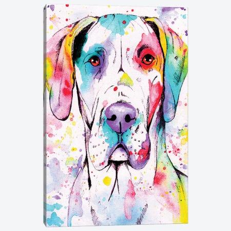 Titan Canvas Print #EIZ50} by Eve Izzett Canvas Wall Art