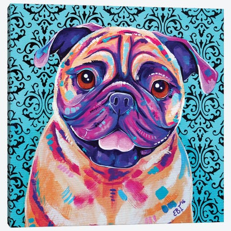 Billy Canvas Print #EIZ58} by Eve Izzett Canvas Artwork