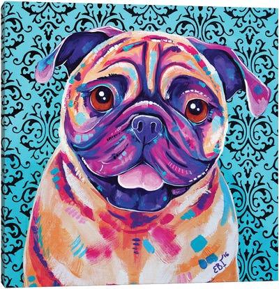 Billy Canvas Art Print