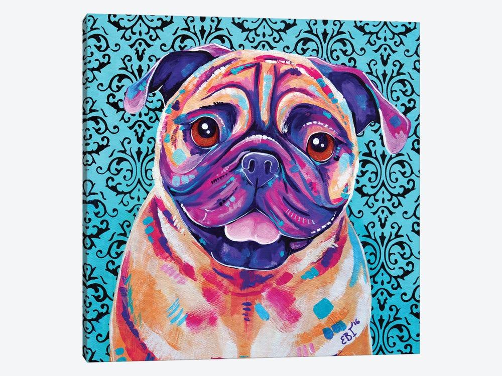 Billy by Eve Izzett 1-piece Canvas Art Print