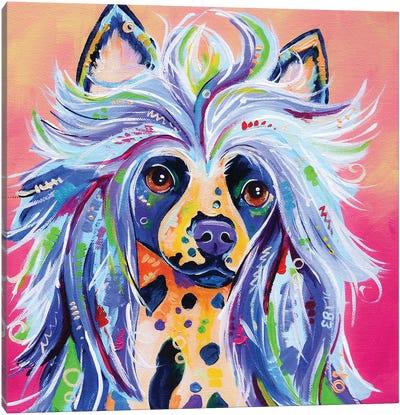 Iggy Canvas Art Print