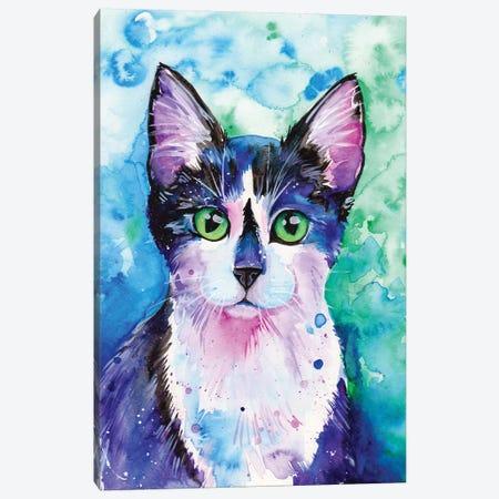 Tuxedo Canvas Print #EIZ68} by Eve Izzett Canvas Art Print