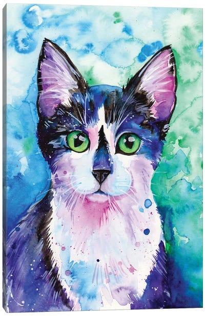Tuxedo Canvas Art Print
