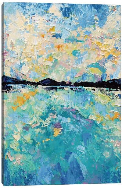 Between Heaven And Earth Canvas Art Print