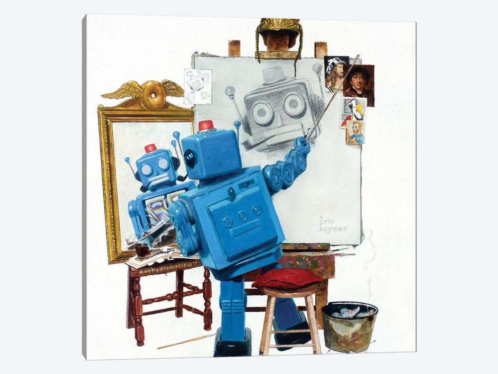 Selfie by Eric Joyner 1-piece Canvas Art Print