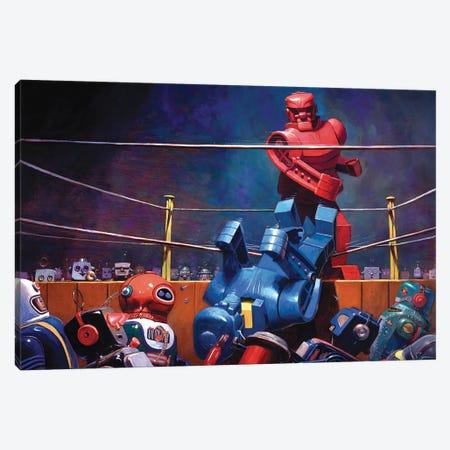 Roc Sock Canvas Print #EJR27} by Eric Joyner Canvas Art