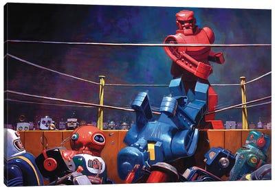 Roc Sock Canvas Art Print