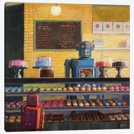 Indecision Canvas Print #EJR7} by Eric Joyner Art Print