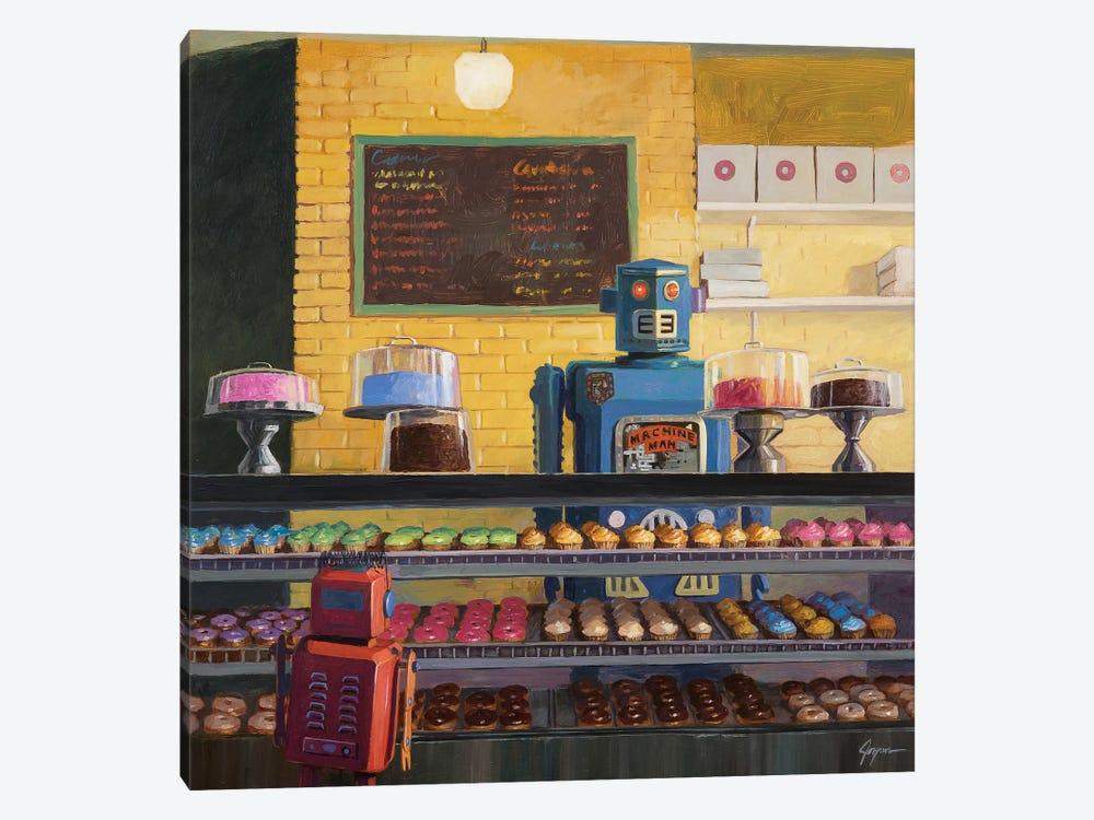 Indecision by Eric Joyner 1-piece Canvas Art
