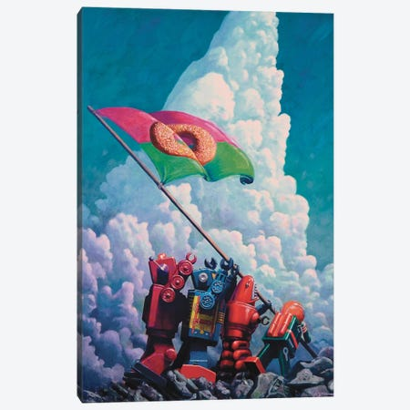 Iogima Canvas Print #EJR8} by Eric Joyner Canvas Wall Art