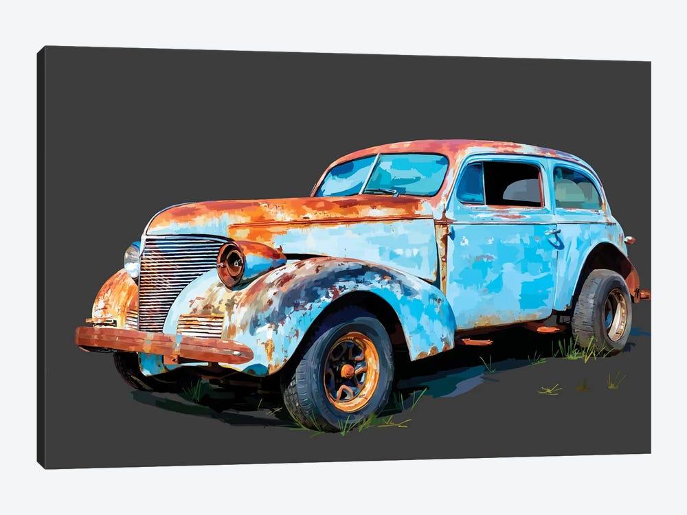 Rusty Car I by Emily Kalina 1-piece Art Print