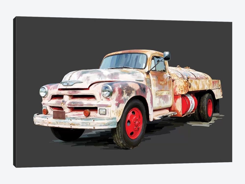 Vintage Truck II by Emily Kalina 1-piece Art Print