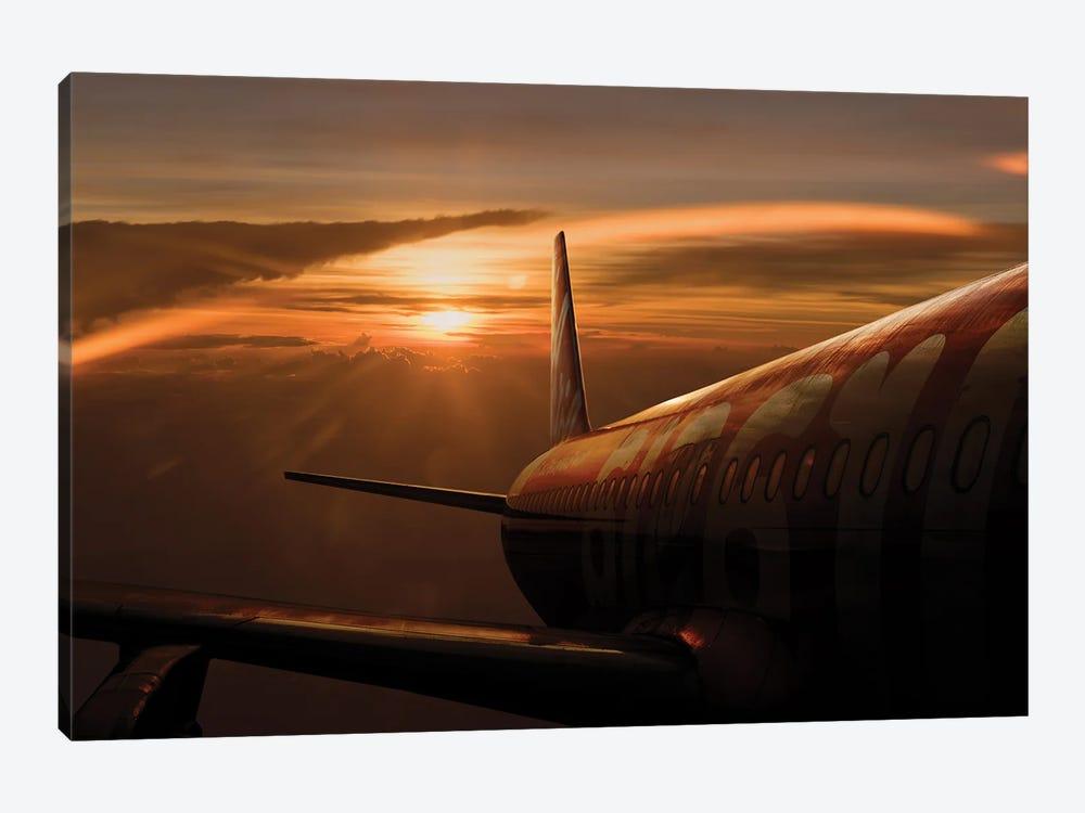 Out Of The Flight by Ekkachai Khemkum 1-piece Canvas Wall Art