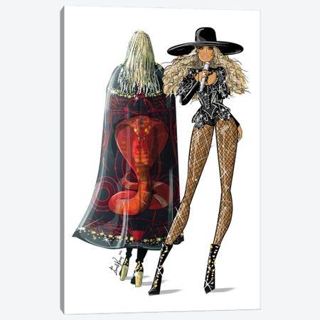 Beyonce, Formation Canvas Print #EKN37} by Emma Kenny Canvas Art