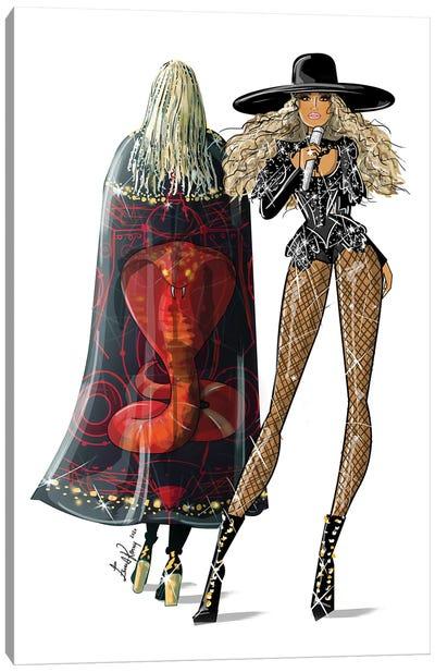 Beyonce, Formation Canvas Art Print