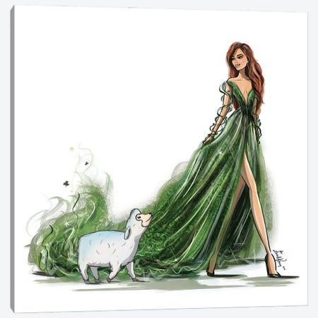 St Patricks Day Canvas Print #EKN8} by Emma Kenny Canvas Art