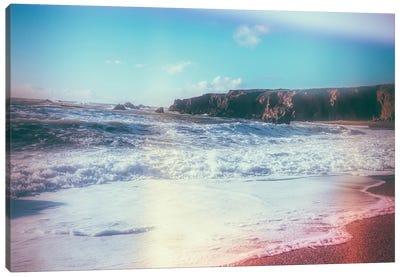 California Ocean Dreaming Canvas Art Print