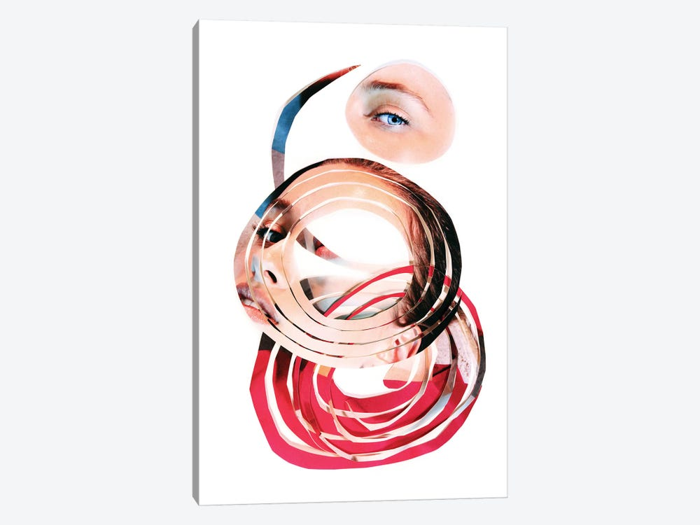 Eye Might 1-piece Canvas Print