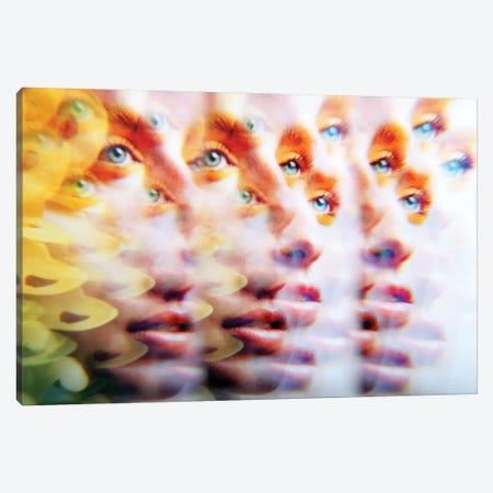 Eyes Like Butterfields Canvas Print #EKU34} by Elena Kulikova Canvas Print