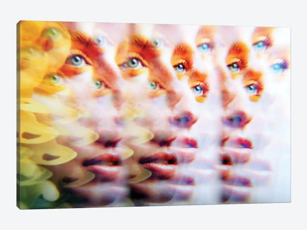 Eyes Like Butterfields by Elena Kulikova 1-piece Art Print