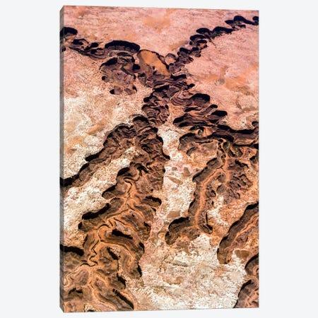 Grand Canyon 3-Piece Canvas #EKU85} by Elena Kulikova Canvas Wall Art