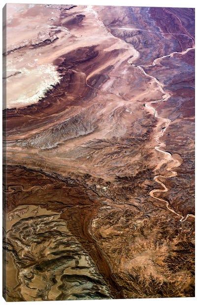 Rocky Mountains Canvas Art Print
