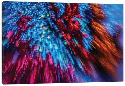 Stardust Refractions Canvas Art Print