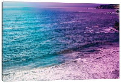 The Ocean Has Emotions Canvas Art Print