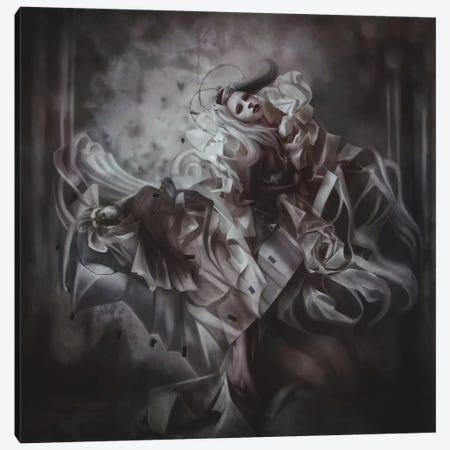 Mary, Go Round Canvas Print #EKZ1} by Ekaterina Zagustina Canvas Print