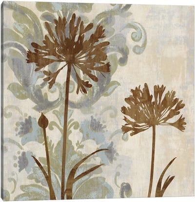 Floral Oasis I Canvas Art Print
