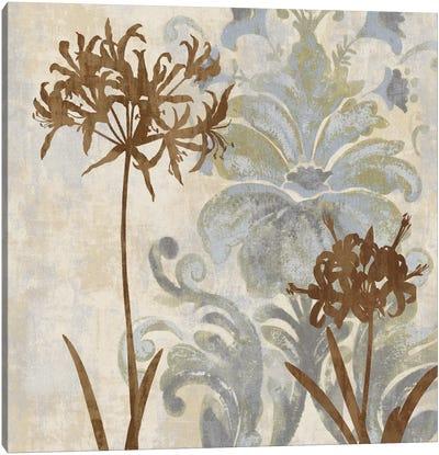 Floral Oasis II Canvas Art Print