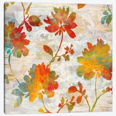 Garden View I Canvas Print #ELA26} by Erin Lange Art Print