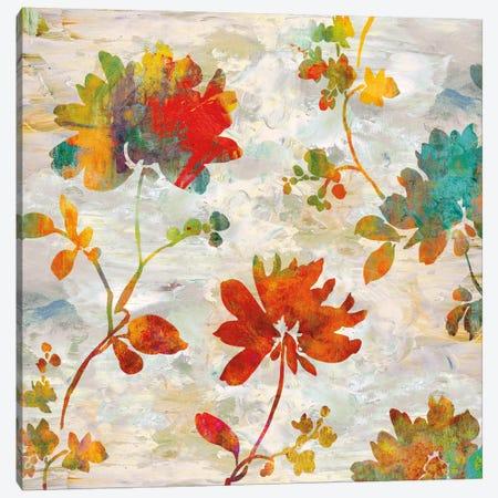 Garden View II Canvas Print #ELA27} by Erin Lange Art Print