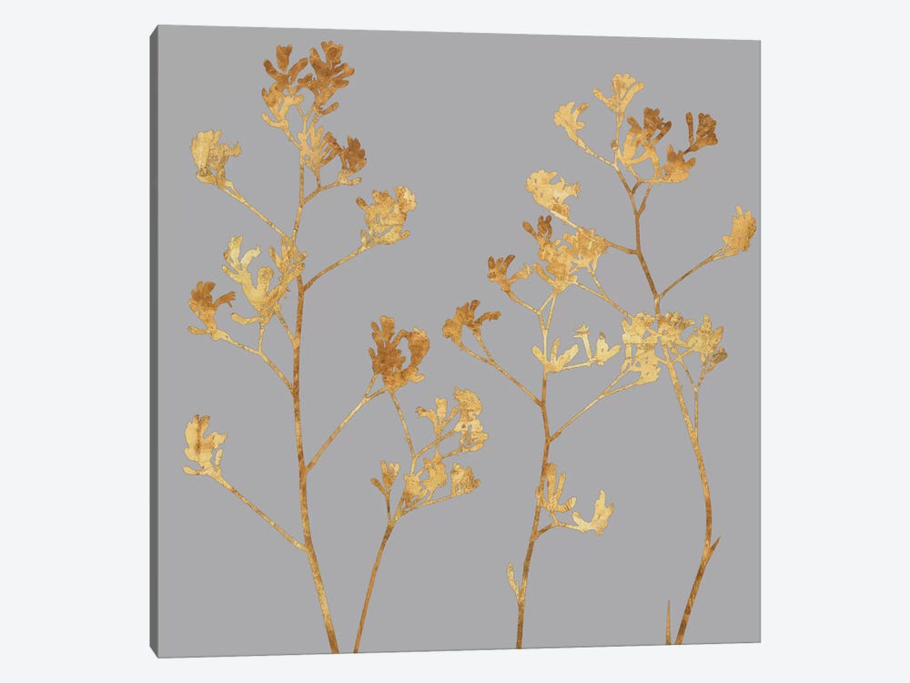 Gold At Dusk II by Erin Lange 1-piece Canvas Art Print