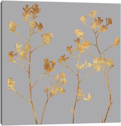 Gold At Dusk II Canvas Art Print