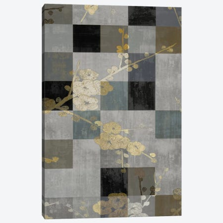 Blossom Panel I Canvas Print #ELA3} by Erin Lange Canvas Artwork